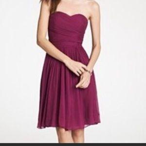 J. Crew Dresses - J crew Arabelle silk chiffon dress